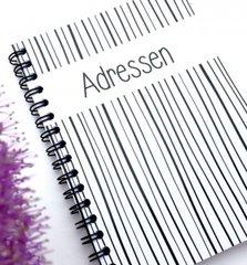 Adressenboekjes