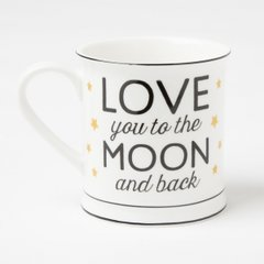 Love you to the Moon...