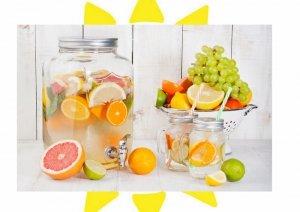Limonade tap