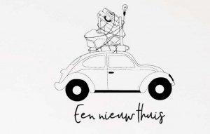 NIEUWE WONING | TROUWEN