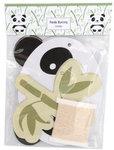 panda slinger versiering