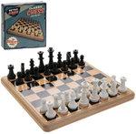 schaakspel schaken retro