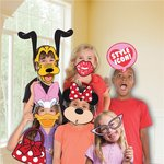 Minnie Mouse Photo Booth Kit