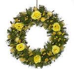Boemenkrans Voorjaar Pasen 31 CM