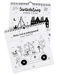 Sinterklaas aftelkalender en doeboek 4-7 jaar