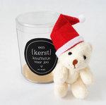 Kerstknuffel van ByRomi  Wie verdient er nu niet een lieve kerstknuffel deze kerst! Vooral dit lieve kerstknuffeltje van By Rom