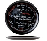 pizzabord zwart
