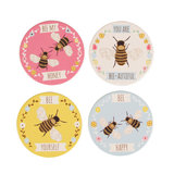 Onderzetters bijen ,BEES, Bijen