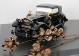 decoratie auto twenties zwart