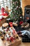 kerstkleding voor kerstboom