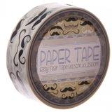 Gratis bij een bestelling van €30,00 | Set Masking Tape Snor_