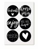 Cadeau-stickers | Zoedt_