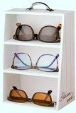Etagekastje voor brillen   Brillenkastje _