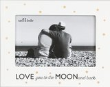 Fotolijst | Love you to the Moon and back Stars_