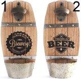 Flesopener wand | Brewery/Beer _