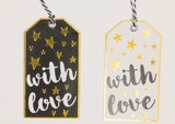 Cadeaulabels |Kerst | With Love_