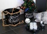 Bloempot Wonderland/Kerst 26 cm._