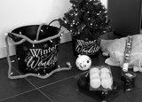 Bloempot Wonderland/Kerst 30 cm._