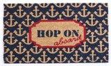 Deurmat | Hop on board_