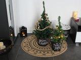 Bloempot Wonderland/Kerst 34/25 cm._