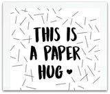 Kaart | This is a paper hug_
