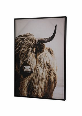 Canvas Buffalo