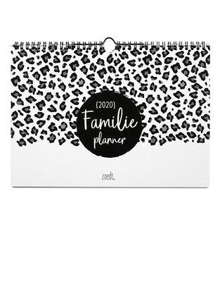 Familieplanner 2020 Zoedt