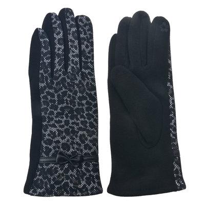 Handschoenen Zwart Clayre & Eef