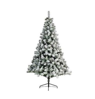 Kerstboom 120 cm. Besneeuwd