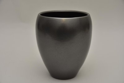 Vaas Metalic 19 cm Zwart