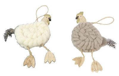 Kippen hangend 2 ass.
