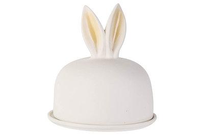 Stolp met onderbord Bunny