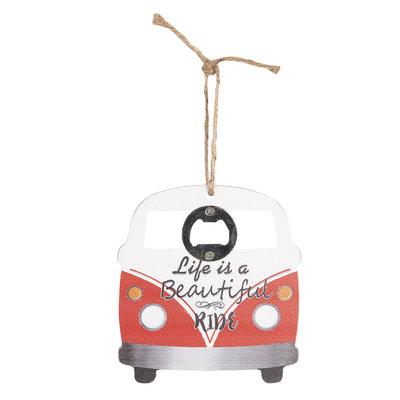 Flesopener VW Bus