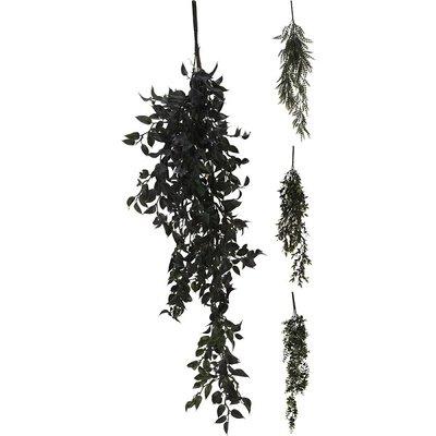 Hangplant kunstplant 80cm