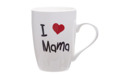 MOK/BEKER  'I LOVE MAMA' 360ML