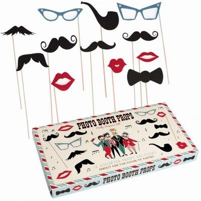 Photobooth   Feestprikkers   Moustache enz.