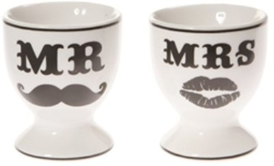 Eierdopjes | Mr & MRS