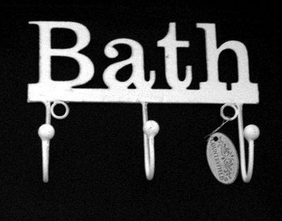 Rekje | Bath | 3 haken