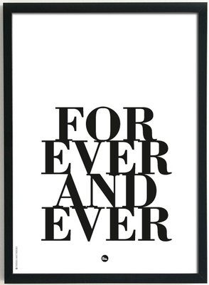 Poster|2 in 1| For ever|Dreams