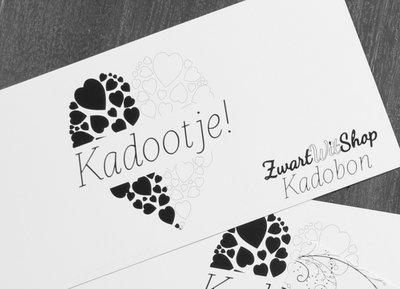 Kadobon     |    €10,00