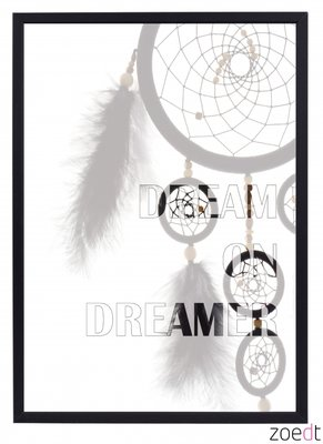 Poster | Dream on dreamer