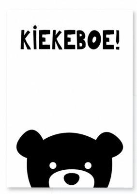 Kaart | Kiekeboe