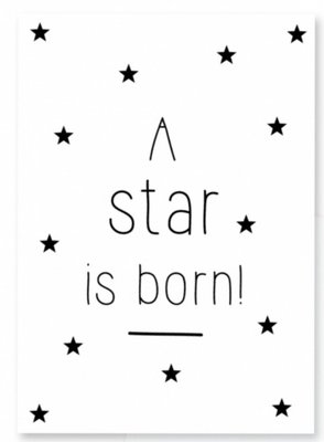 Kaart | A star is born!