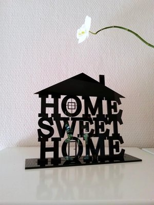 Tekstbord | Home | Acryl