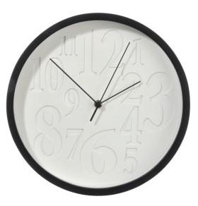 Klok | J Line | zwart wit
