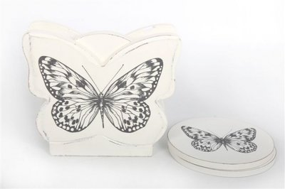 Onderzetters |Vlinder
