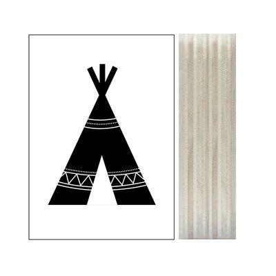 Print op hout | TIPI