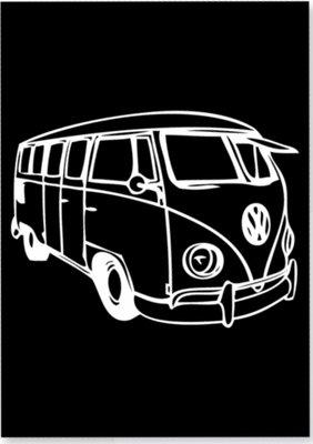 Kaart | VW Busje
