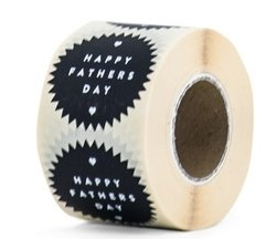 Stickers 5x | Happy Fathers day