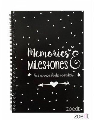 Invulboek Herinneringen Kind